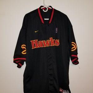 Nike Atlanta hawks jersey